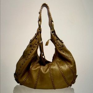 Isabella Fiore Whipflash Alexia Bag in Pewter
